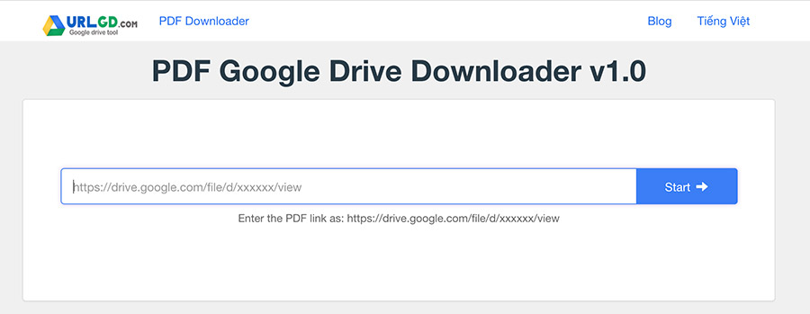 Instructions How to download PDF files on Google Drive is blocked download 2020